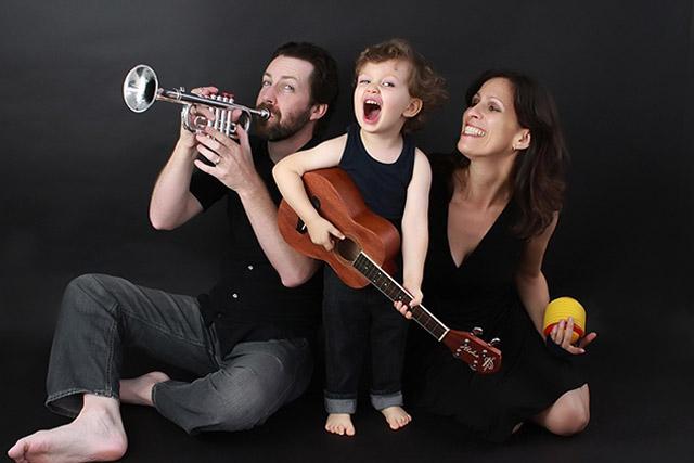 dash family music